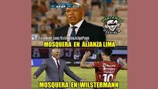 Roberto Mosquera en la mira de los memes tras la hazaña de Wilstermann