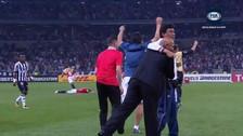 YouTube   El emotivo festejo de Roberto Mosquera tras el pase a cuartos de la Libertadores