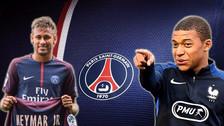 Si llega Mbappé: el probable equipo del PSG para la próxima temporada