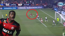 YouTube | Así fue el primer gol como profesional de Vinicius Júnior