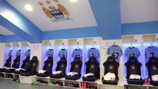 Fotos | Así luce el nuevo vestuario del Manchester City