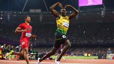 Video | Así celebró Usain Bolt su retiro del atletismo
