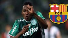YouTube | Las mejores jugadas de Yerry Mina, el futuro jugador del Barcelona