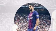 YouTube | El polémico gesto de Luis Suárez a los hinchas del Real Madrid