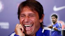 YouTube | Antonio Conte se rió cuando le preguntaron por Diego Costa