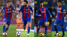 Estos son los jugadores que podrían abandonar Barcelona esta temporada
