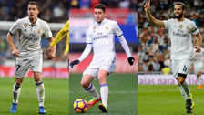 Los 6 jugadores del Real Madrid que son pretendidos en Europa