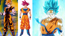Dragon Ball Super | Estas son todas las transformaciones de Gokú