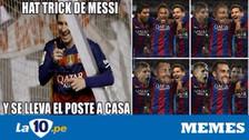 Barcelona protagoniza los memes tras debutar con triunfo en la liga española