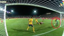 YouTube | La atajada de Oblak que salvó al Atlético de Madrid