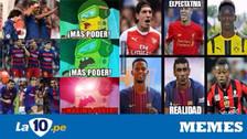 Barcelona es víctima de memes por el reinicio de la liga española