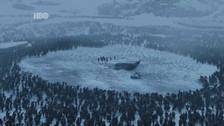 Game Of Thrones | Así se filmó la batalla en el Lago Congelado