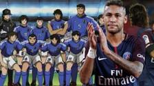 La similitud entre Oliver Atom y Neymar, según Marco Verratti