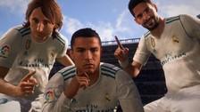 El espectacular nuevo trailer del FIFA 18 con Cristiano Ronaldo como estrella