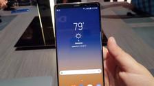 Estas son las primeras impresiones del Samsung Galaxy Note 8