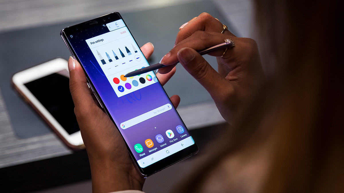Video | Este es y así funciona el Samsung Galaxy Note 8