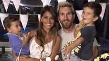 Lionel Messi y Antonela Roccuzzo serían padres por tercera vez