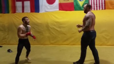YouTube | Conor McGregor y su pelea con 'The Mountain'