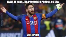 Los 10 memes que generó el triunfo del Barcelona sobre Deportivo Alavés