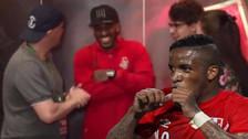 Video | Así reaccionó Jefferson Farfán cuando le pidieron cantar 'Despacito'