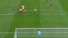 YouTube | Marco Asensio anotó un golazo con un disparo desde fuera del área