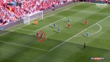 Rapidez y técnica: otro golazo de Liverpool ante Arsenal