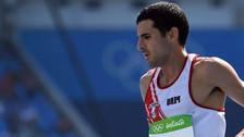 Los mejores momentos del atleta peruano David Torrence
