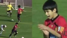 YouTube | Las mejores jugadas de Asensio cuando solo tenía 11 años