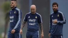 El meme de Messi, Icardi y Antonela Roccuzzo que se hizo viral