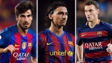 Los 7 fichajes que no dieron la talla en Barcelona