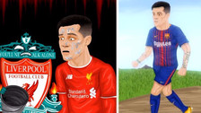 La divertida parodia de Coutinho y su imposible llegada al Barcelona