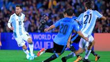 YouTube | Messi y Dybala se juntaron y casi le marcan golazo a Uruguay