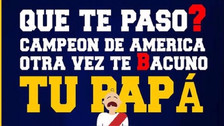 River Plate es víctima de memes tras perder el Superclásico Argentino