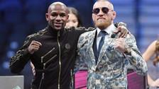 McGregor admitió que su pelea con Mayweather fue un 'circo'