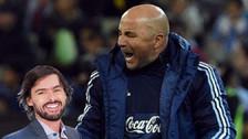 YouTube | Mariano Closs criticó a Jorge Sampaoli con duros comentarios