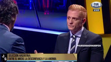 Liberman criticó a Perú por no querer jugar en la 'Bombonera'