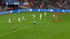 YouTube | Yarmolenko anotó un golazo al ángulo desde fuera del área