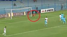 YouTube | El blooper de Mauricio Viana que terminó en gol de San Martín