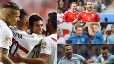 Perú puesto 12: 10 selecciones mundialistas que supera en ranking FIFA