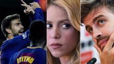 Piqué y Shakira estarían separados por este gesto, según prensa