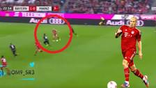 YouTube | Robben 'picó' la pelota a arquero y anotó un golazo ante Mainz