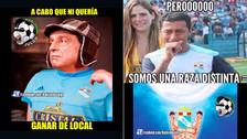 Sporting Cristal en la mira de los memes tras empatar ante Real Garcilaso