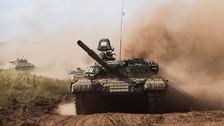Así fueron las maniobras militares rusas que inquietan a Europa