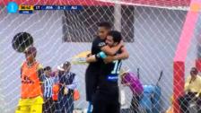 Kevin Quevedo volvió a anotar con Alianza Lima después de seis meses
