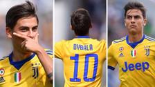Paulo Dybala se lució con un hat trick en el triunfo de la Juventus