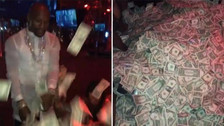 Fiesta y mucho dinero: la alocada celebración de Floyd Mayweather