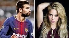 Gerard Piqué publicó una foto y negó su supuesta ruptura con Shakira
