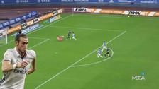 Así fue el golazo de Gareth Bale tras recorrer 70 metros en 9 segundos