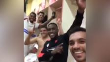 Video | Así festejaron los jugadores de Universitario su triunfo ante Aurich