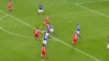 Golazo del Bayern Munich: Pase de James Rodríguez y definición de Vidal